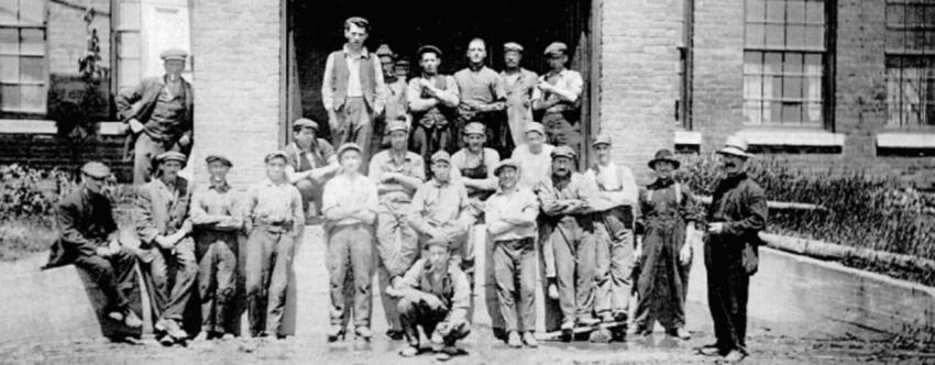 Travailleurs d'Union Screen Plate