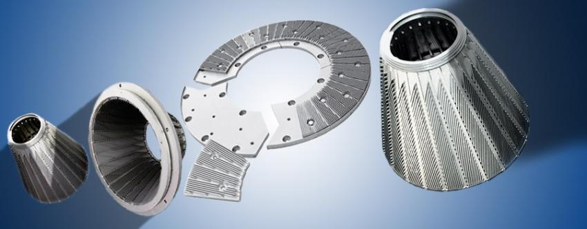 Refiner plates & fillings